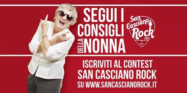 SAN CASCIANO ROCK - CONTEST BAND EMERGENTI