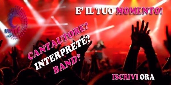 VINCI UN CONTRATTO DISCOGRAFICO CON URTO MUSIC CONTEST 2012
