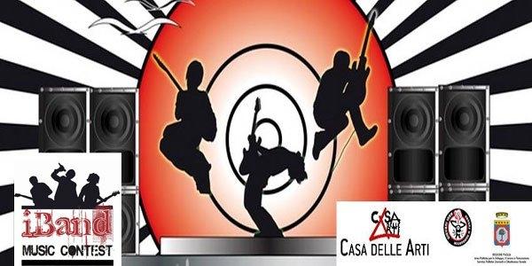 IBAND MUSIC CONTEST, CONCORSO REGIONALE PER BAND EMERGENTI
