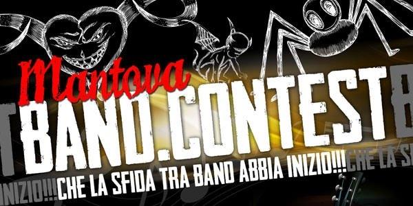 PARTECIPATE ALLA SFIDA MUSICALE MANTOVA BAND CONTEST 2013