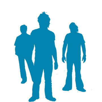 Foto band emergente Fran & The Groovies