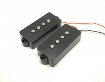 Pickup NUOVI Artigianali Made In Italy PBNEO4 Precision Bass Neodimio