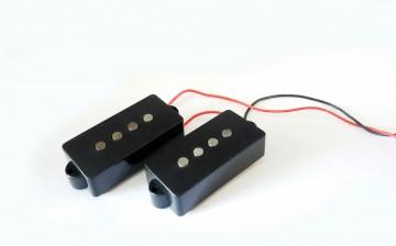 Pickup NUOVI Artigianali Made In Italy PBA54 Precision Bass Alnico5
