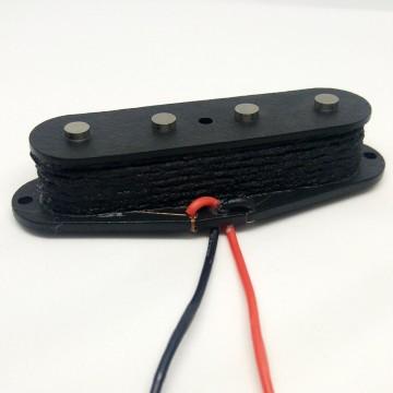 FOTO Pickup Per Telecaster Bass TBA54 P51 (filo Telato Nero)