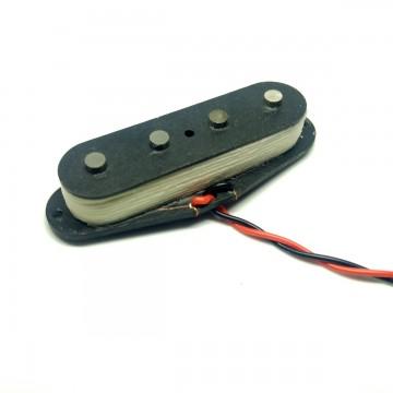 FOTO Pickup Per Telecaster Bass TBA54 P51 (filo Telato Bianco)