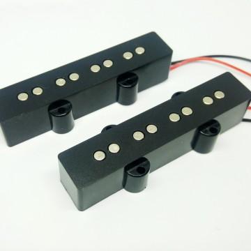 Set Pickup Per Jazz Bass JBC54 (ceramici) Artigianali (NUOVI)