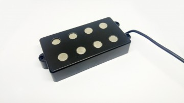 Pickup Ceramici NUOVI Stile Music Man 4 Corde Artigianali Made In Italy MMC4
