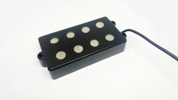 FOTO Pickup Ceramici NUOVI Stile Music Man 4 Corde Artigianali Made In Italy MMC4