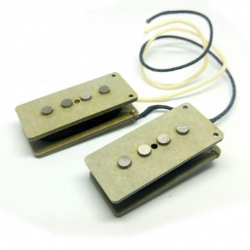 Pickup NUOVI Artigianali Made In Italy PBA54 Classic Precision Bass Alnico5