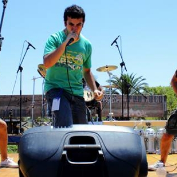 Foto band emergente Arise The War Cry