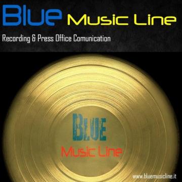 Foto etichetta discografica Blue Music Line