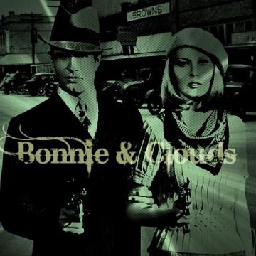 Foto band emergente Bonnie & Clouds