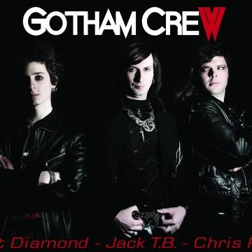 Foto band emergente GOTHAM CREW