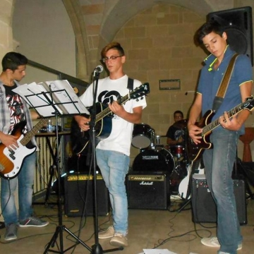 Foto band emergente SeM Band