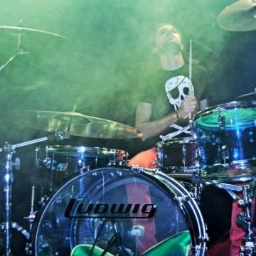 Foto band emergente Steve Foglia