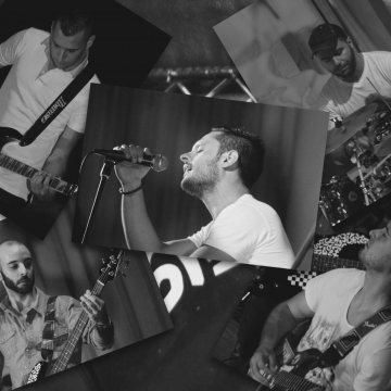Foto band emergente Crêche