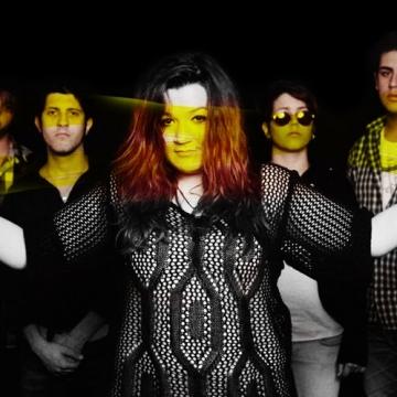 Foto band emergente WALLOP 'N' DUST