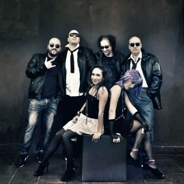 Foto band emergente Criminal Party
