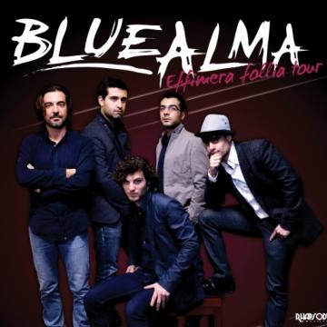 Foto band emergente Bluealma