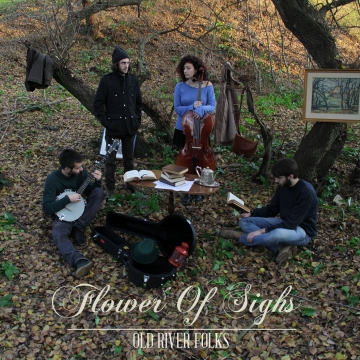 Foto band emergente Old River Folks