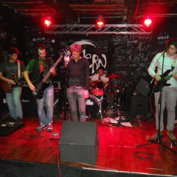 Foto band emergente LIS