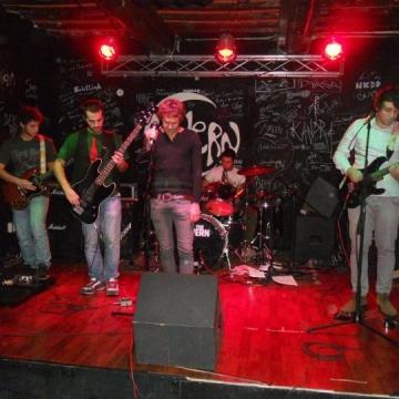 Foto band emergente LIS