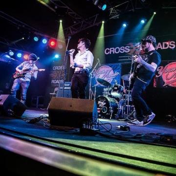 Foto band emergente Li Scordi Domani