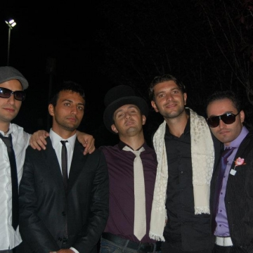 Foto band emergente MARK LENDERS SOCIAL CLEBB