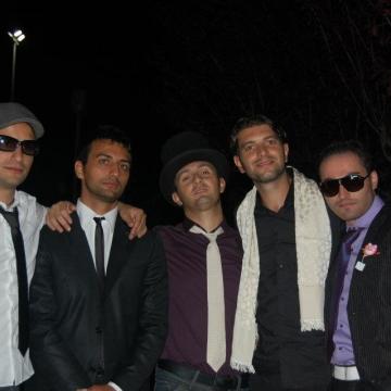 Foto band emergente MARK LENDERS SOCIAL CLEBB