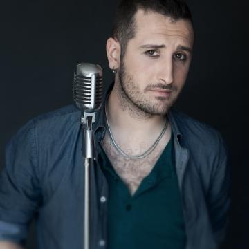 Foto band emergente Eugenio Paludi