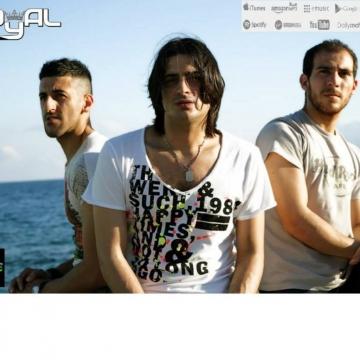 Foto band emergente Royal Enemy