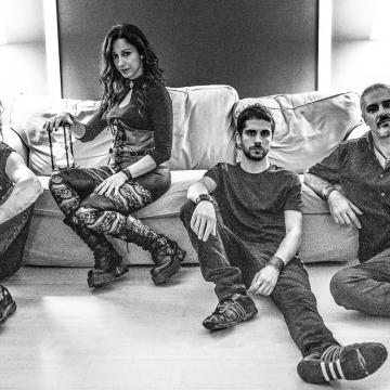 Foto band emergente Secret Rule