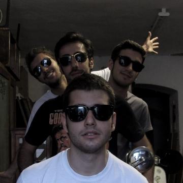 Foto band emergente The Rubbles