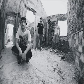 Foto band emergente Tongue Typo