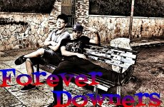 Foto band emergente Forever Downers