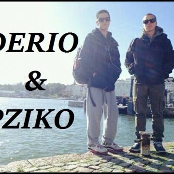 Foto band emergente PZIKO & DERIO MC