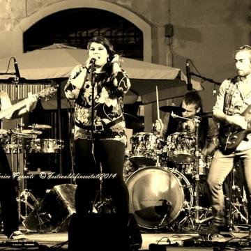 Foto band emergente Haven Soul Beat