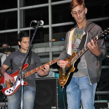Foto band emergente Giocol