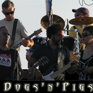 Foto band emergente Dogs'n'Pigs
