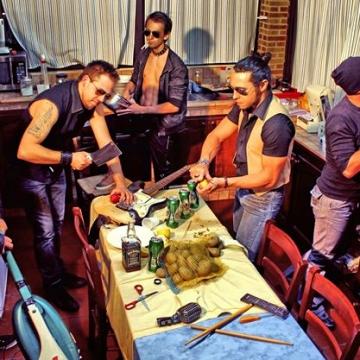 Foto band emergente Hot Trigger