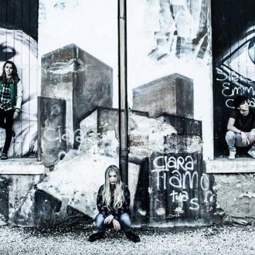 Foto band emergente Strange Mind