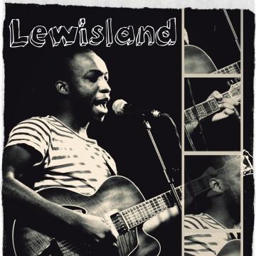 Foto band emergente Lewisland