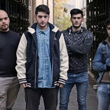 Foto band emergente Last To Fall