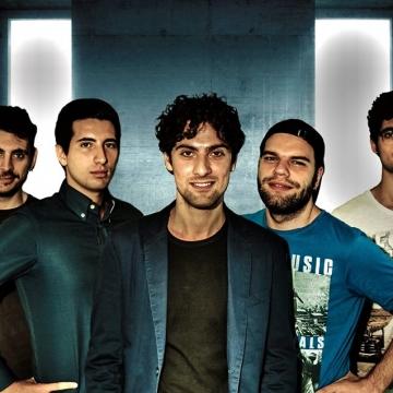 Foto band emergente Sunflower