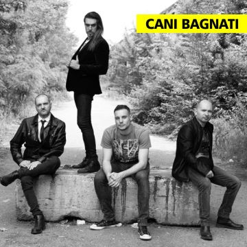 Emerging band photo Cani Bagnati