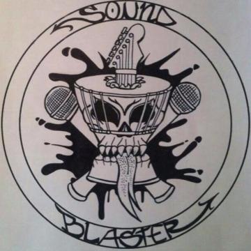 Foto band emergente Sound Blaster