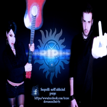 Foto band emergente Ice&VedovaNera