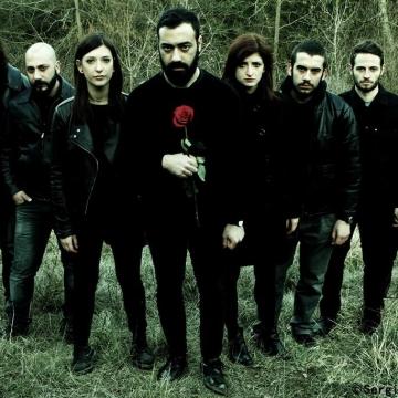 Foto band emergente Requie