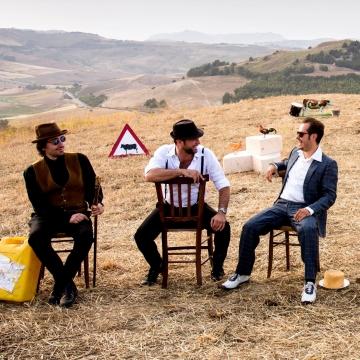 Foto band emergente CAMURRIA