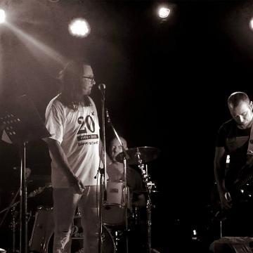 Foto band emergente Garret
